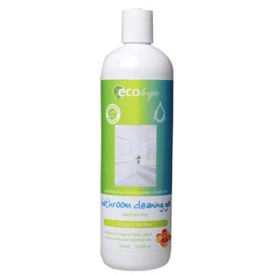 Bathroom Cleaning Gel - Citrus & Tea Tree 500ml