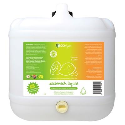 Dishwash Liquid - Lemon & Lime 15L BULK