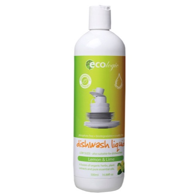 Dishwash Liquid - Lemon & Lime 500ml