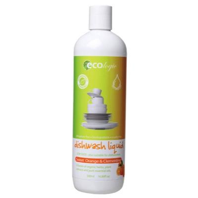 Dishwash Liquid - Sweet Orange & Clementine 500ml