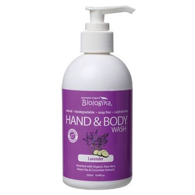 Lavender Hand & Body Wash (250ml)