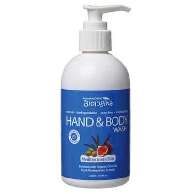 Mediterranean Bliss Hand & Body Wash (250ml)