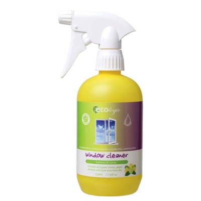 Window Cleaner - Lemon & Lime 520ml
