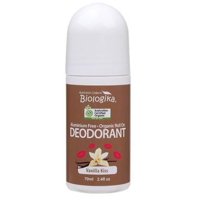 Vanilla Kiss Organic Deodorant (ACO 70ml)